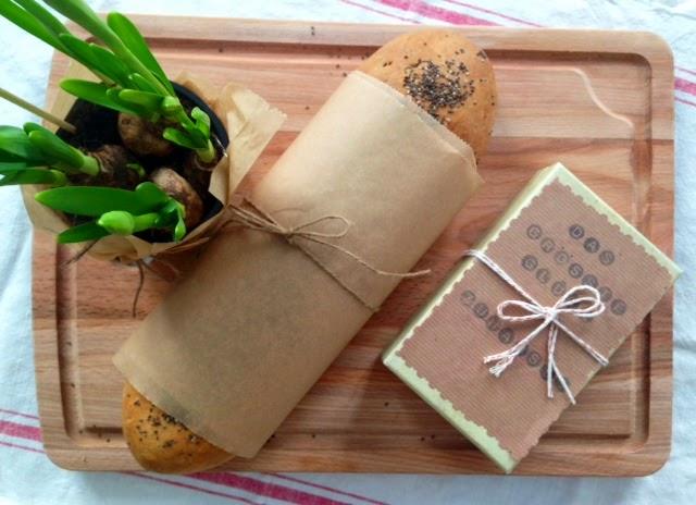 Geschenk Zum Einzug Brot Salz Ist Klar Aber Was Noch