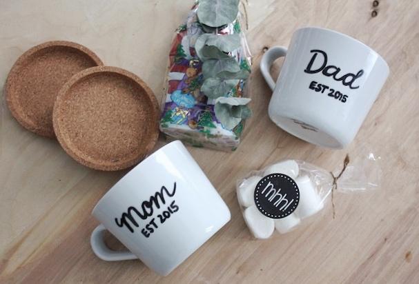 Geschenke Für Eltern Zu Weihnachten.Geschenk Für Werdende Eltern Oder Lastminute Zu Weihnachten