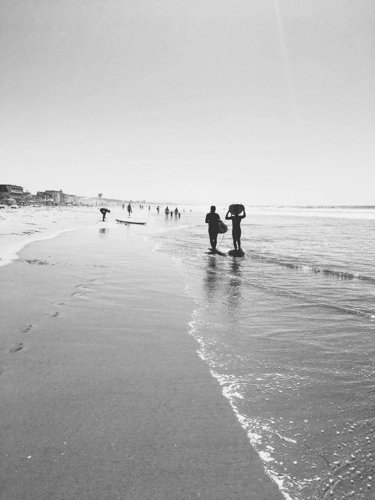 california pacific beach