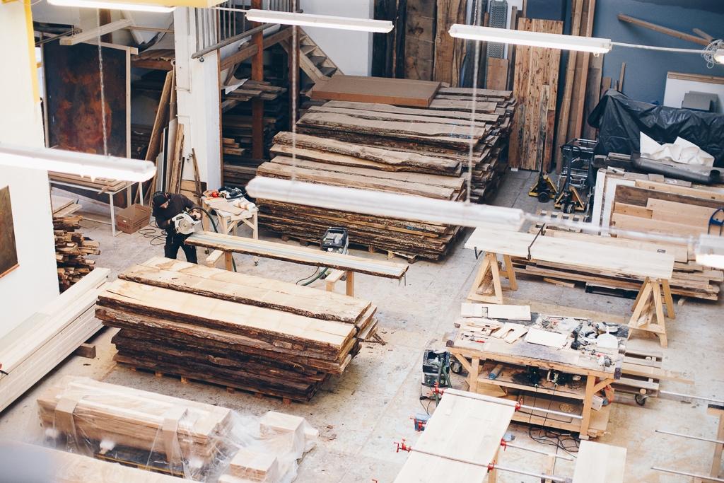 nachhaltige m bel aus berlin ein esstisch von kentholz doitbutdoitnow. Black Bedroom Furniture Sets. Home Design Ideas