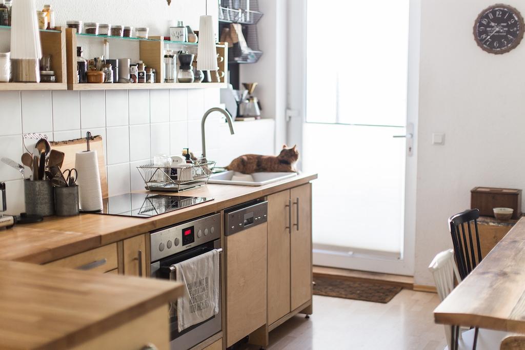 Darf ich vorstellen: unsere Küche - Ein Update • doitbutdoitnow