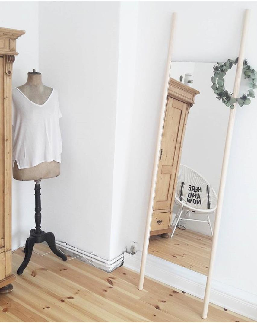 Ein spiegel zum anlehnen und selber bauen doitbutdoitnow for Spiegel 06 2018