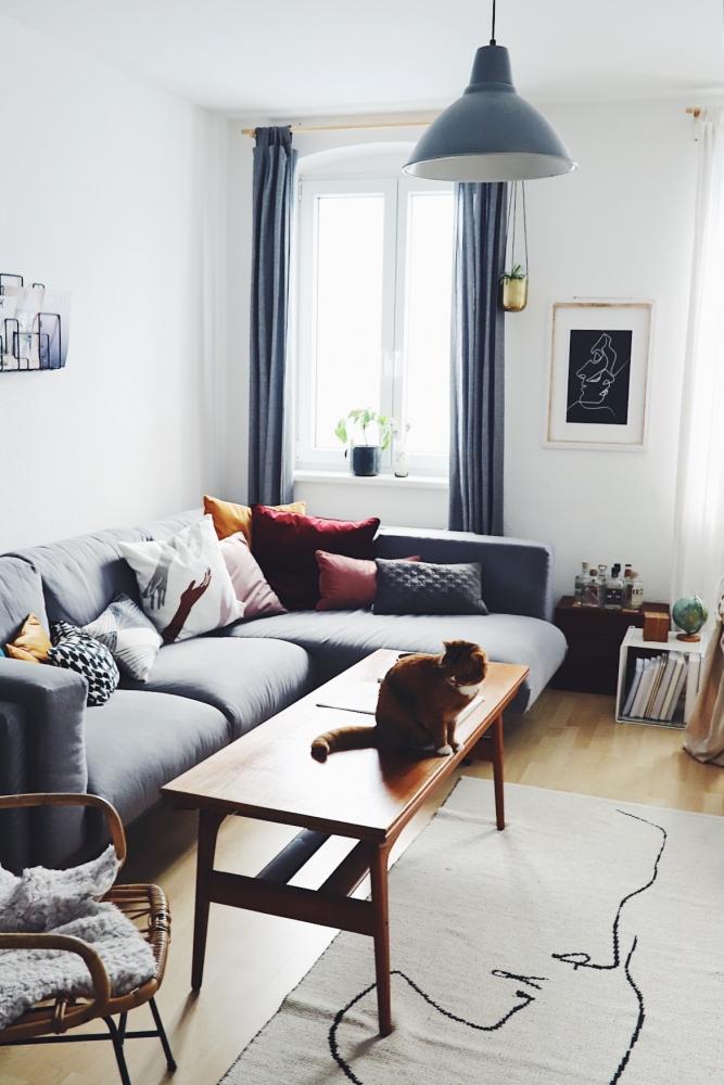 neuer Bemz Couchbezug