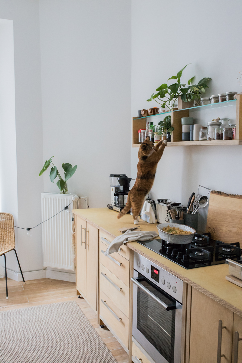 Fabulous Unsere kleine Altbau-Küche • doitbutdoitnow YN93
