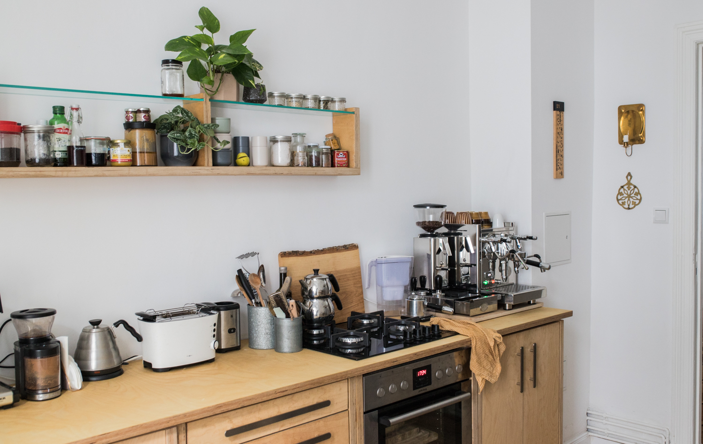 Fabulous Die Altbau-Küche eine Küchenzeile aus Sperrholz (6 von 6 KL32