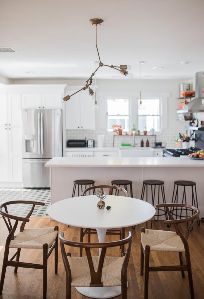 San Diego Home Tour Küche und Essbereich