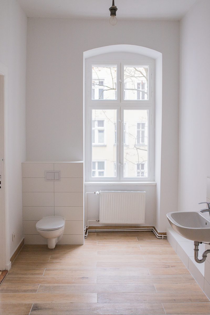 Altbau Badezimmer vorher