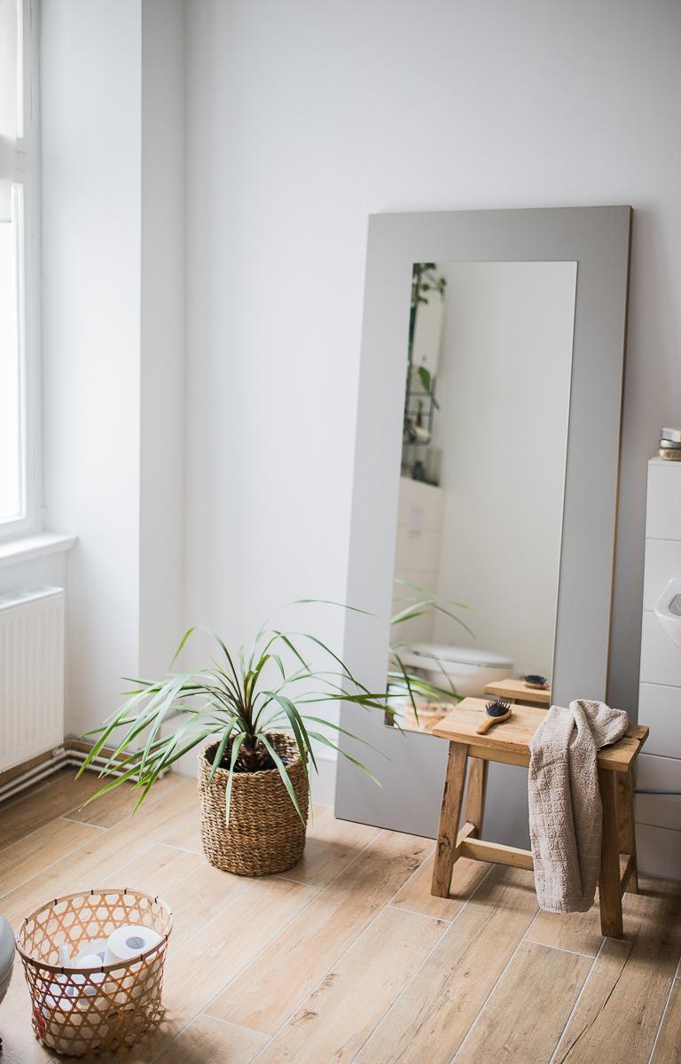 DIY Spiegel Badezimmer