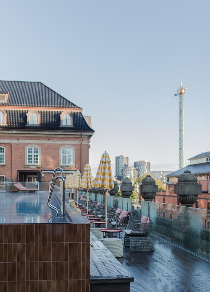 Pool Bar Villa Copenhagen
