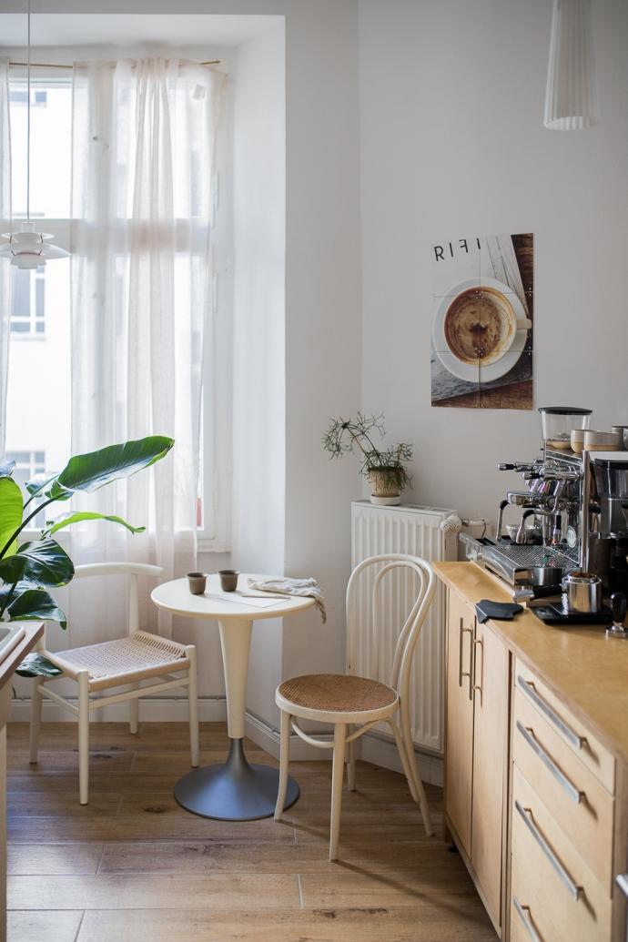 Kaffeebar Zuhause - Home Barista
