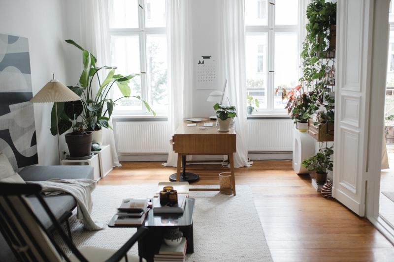Home Office Mid Century Design